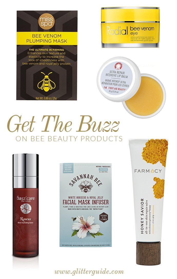 Get The Buzz On Bee Beauty Products